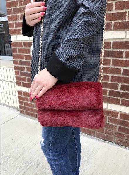 MISC Faux Fur Bags