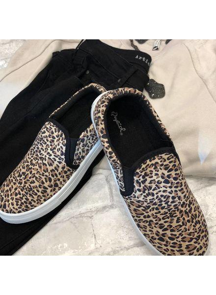 MISC Leopard Slip On Sneaker