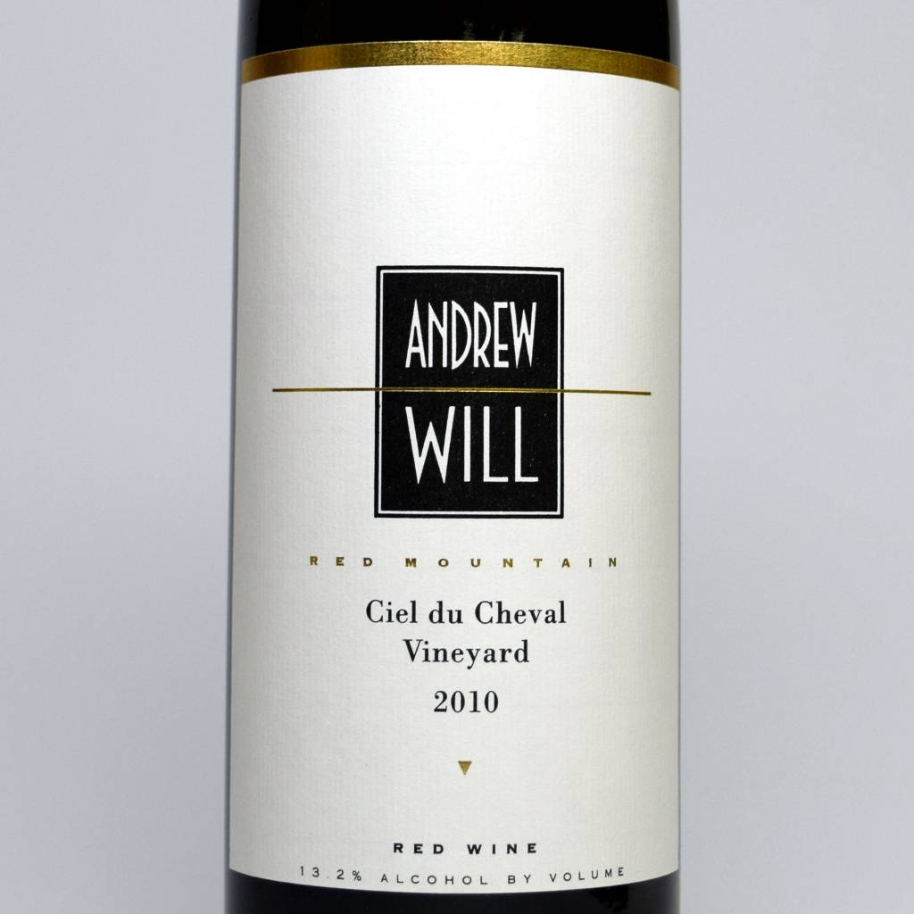 Andrew Will Ciel du Cheval 2010