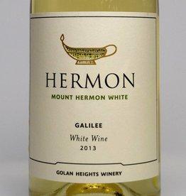 Mt. Hermon White 2013