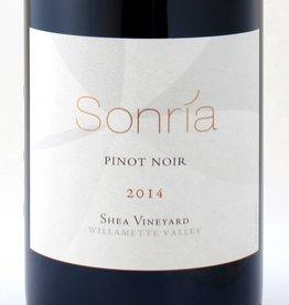 Sonria Shea Willamette PN 2014