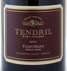 Tendril Tightrope Pinot Noir 2012