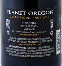 Planet Oregon Pinot Noir 2014