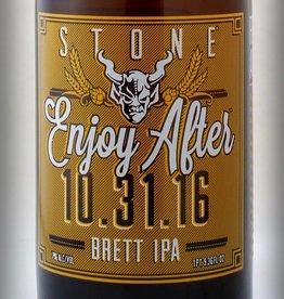 Stone Enjoy After Brett IPA