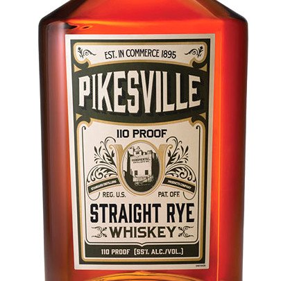 Pikesville 110 proof Straight Rye Whiskey