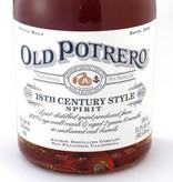 Old Potrero Rye Whiskey 18th Century SM