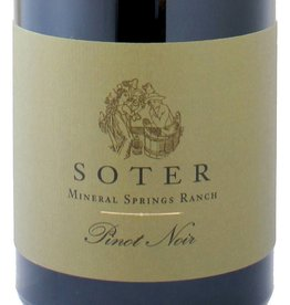 Soter Mineral Springs Ranch Pinot Noir 2014