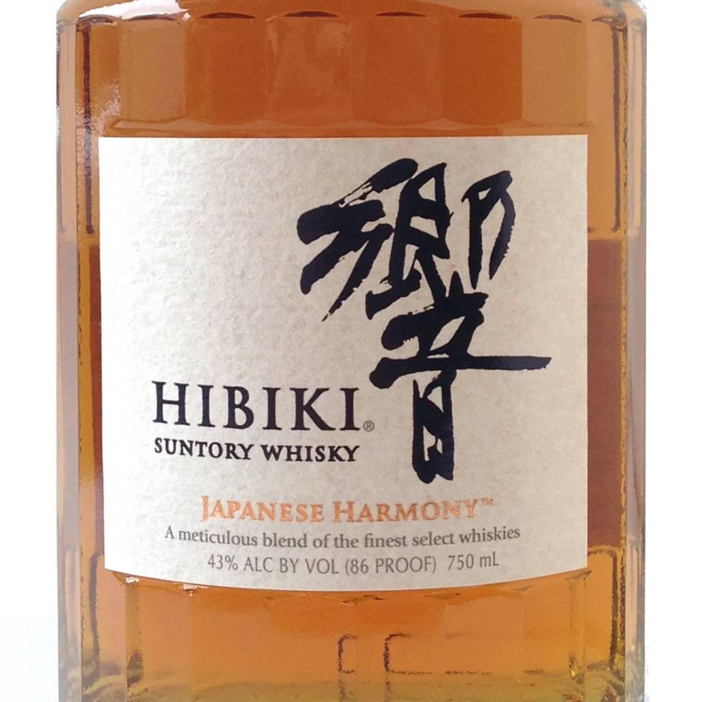 Hibiki Whisky Harmony