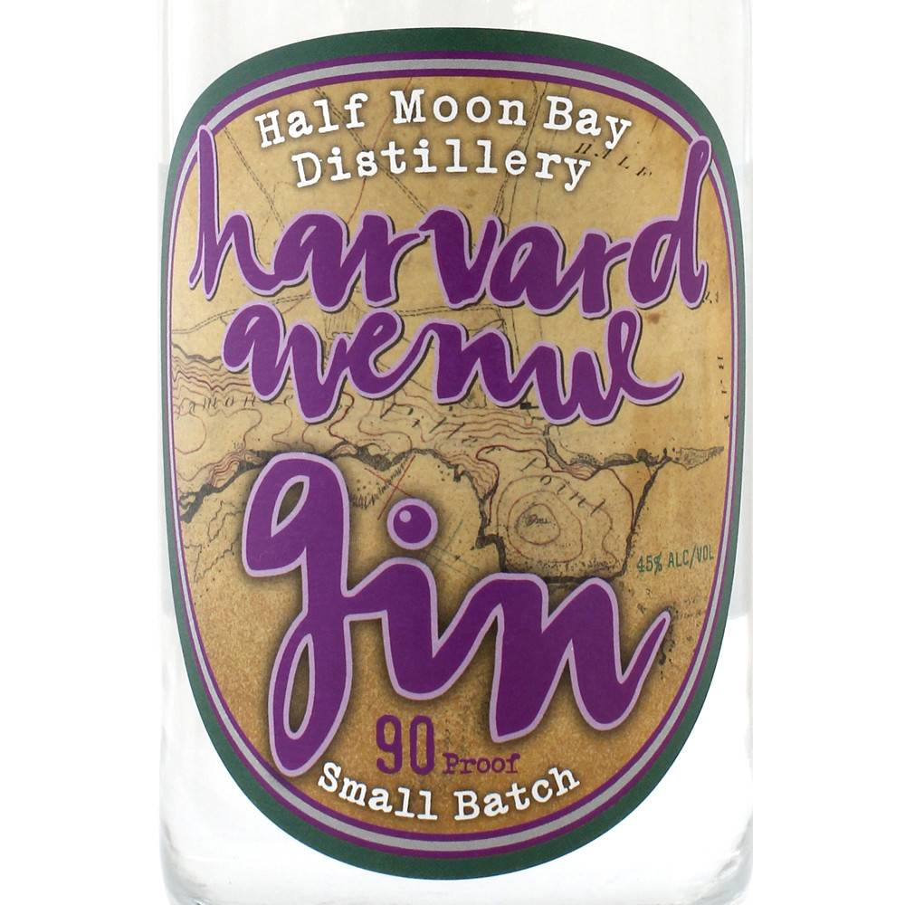 HMB Harvard Avenue Gin