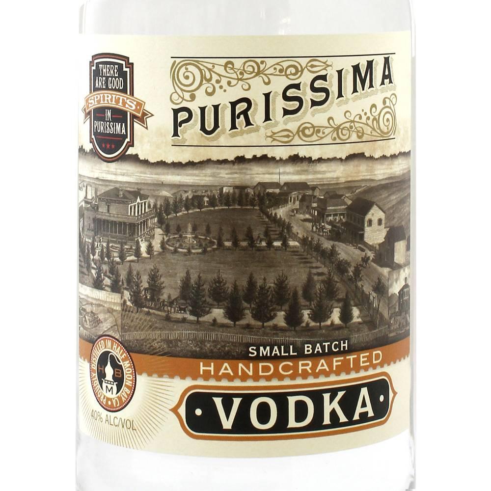 HMB Purissima Vodka