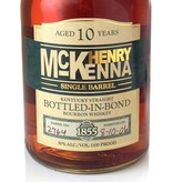 Henry Mckena Single Barrel 10 year Bourbon