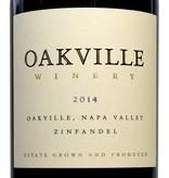 Oakville Winery Zinfandel 2014