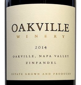 Oakville Winery Zinfandel 2014