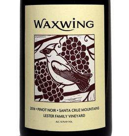 Waxwing Lester Family Vinyard Pinot Noir 2014