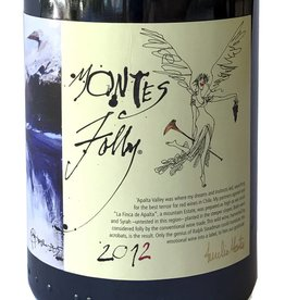 Montes Folly 2012 Syrah