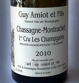 Amiot Guy Chass Montrachet 1er Cru 2010