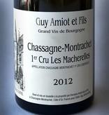 Amiot Guy Chass Macherelles 1er Cru 2012