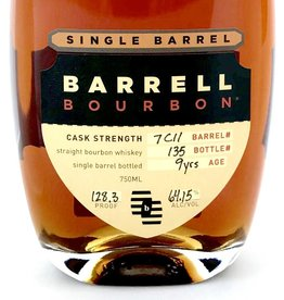 Barrell Bourbon Single Cask #7C11 9yr