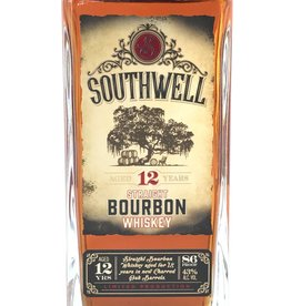 Southwell 12yr Straight Bourbon Whiskey