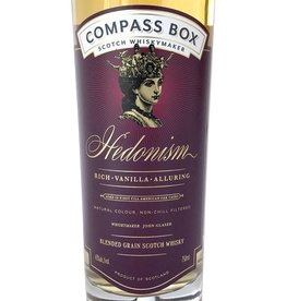 Compass Box Hedonism