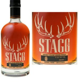 Stagg Jr. Barrel Proof Straight Bourbon