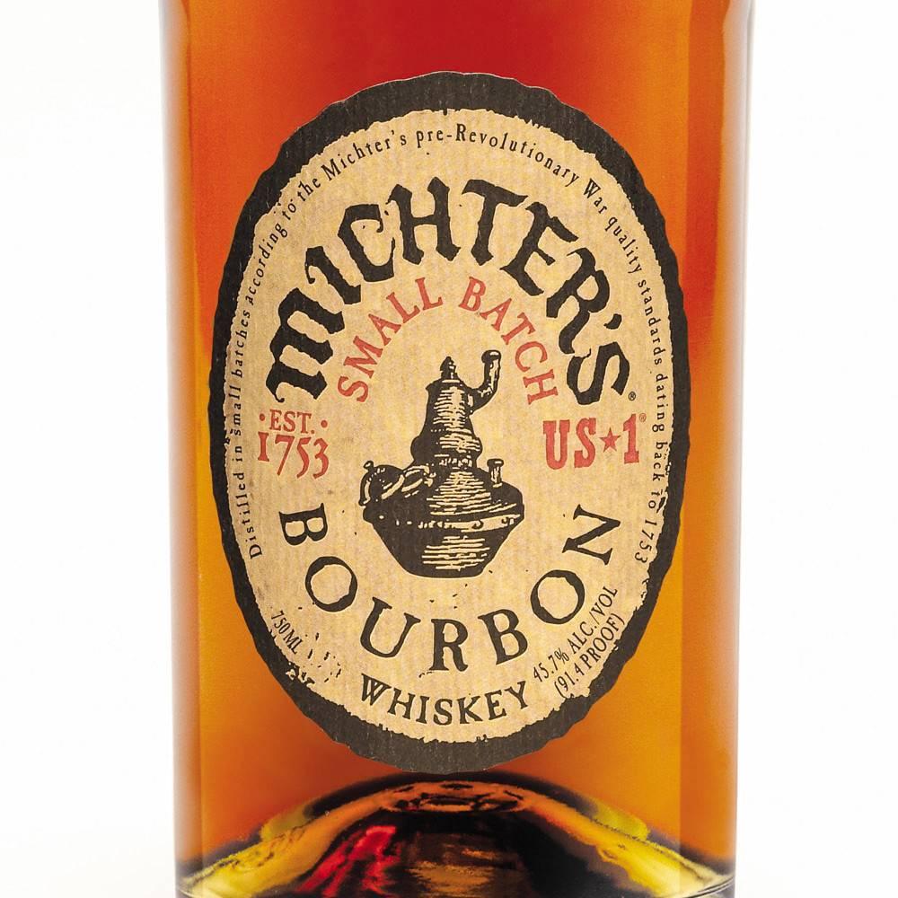 Michter's Small Batch Bourbon Whiskey (SALE 44.99 ->39.99)