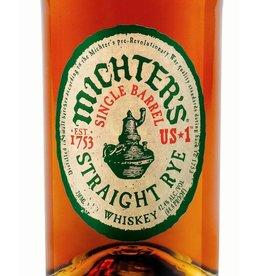 Michter's Single Barrel Rye
