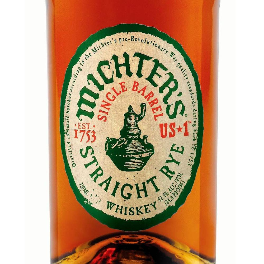 Michter's Single Barrel Rye