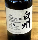 Hakushu 18 Year Single Malt Whisky