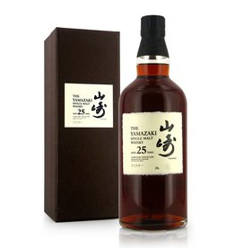 Yamazaki 25 Year Single Malt