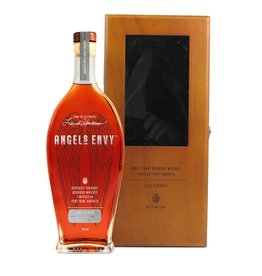 Angel's Envy Cask Strength Port Barrel