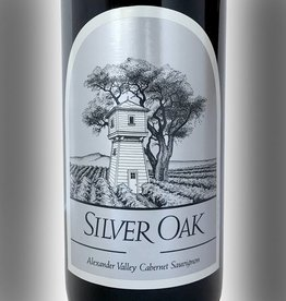 Silver Oak Napa Valley CS 2013