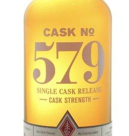 Westland Single Malt Cask #579  (Reg Price $74.99)
