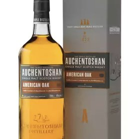 Auchentoshan American Oak Lowlands Single Malt Scotch