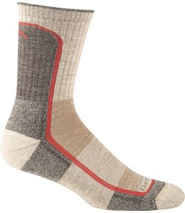 Darn Tough Men's Light Hiker Micro Crew Light Cushion Sock