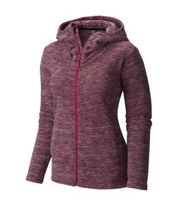 Mountain Hardwear Women's Snowpass Fleece Full Zip Hoody