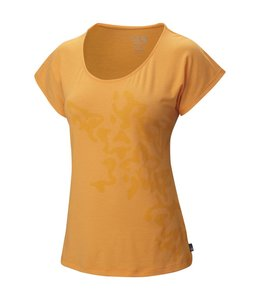 Mountain Hardwear Women's DrySpun Flora Short Sleeve T