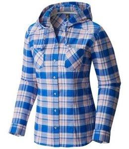 Mountain Hardwear Women's Stretchstone Hooded Long Sleeve Shirt