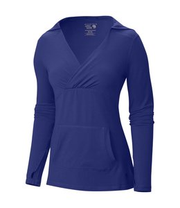 Mountain Hardwear Women's DrySpun Pullover Hoody