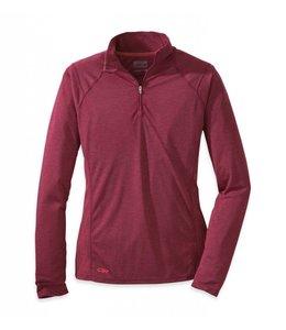 Outdoor Research Women's Essence Long Sleeve Zip Top