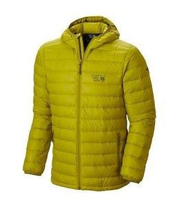 Mountain Hardwear Men's Micro Ratio Hooded Down Jacket - F2014 Closeout
