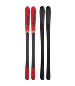 Alpina Discovery 102 Touring Skis - 2015