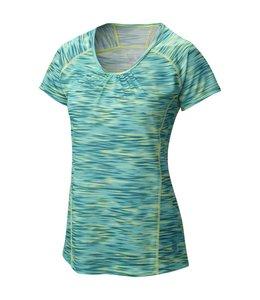 Mountain Hardwear Women's Wicked Electric Short Sleeve Shirt