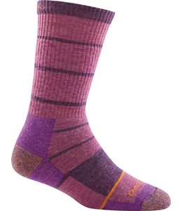 Darn Tough Women's Summit Stripe Boot Sock Full Cushion