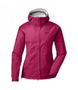 Outdoor Research Women's Horizon Jacket- Sangria- S