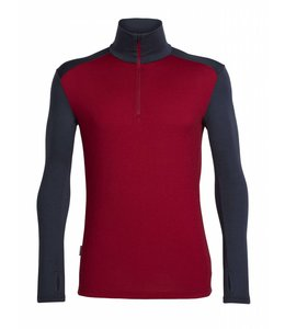 Icebreaker Men's Techtop Long Sleeve Half Zip