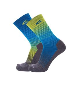 Point 6 Active Rise Extra Light Cushion Crew Sock