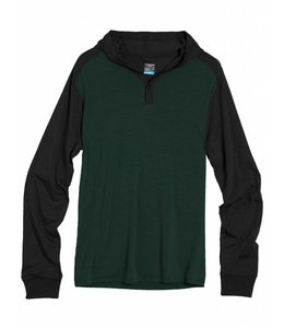 Icebreaker Men's Cool-Lite Sphere Long Sleeve Hood