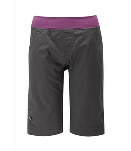 Rab Women's Crank Shorts- Anthracite- 12