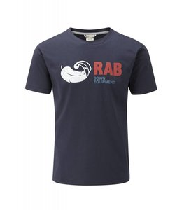 Rab Men's Stance Tee - Feather
